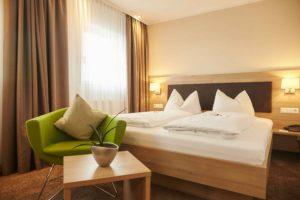Neues Zimmer im Flair Hotel Grüner Baum in Donaueschingen