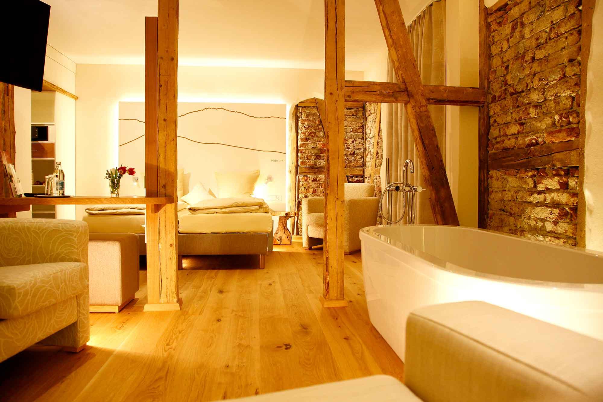 Neues Zimmer im Flair Hotel Nieder in Bestwig-Ostwig