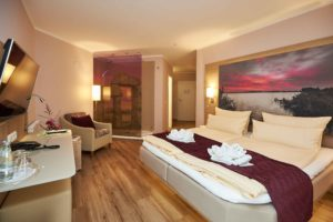 Neues Zimmer im Flair Hotel Weiss in Angermünde