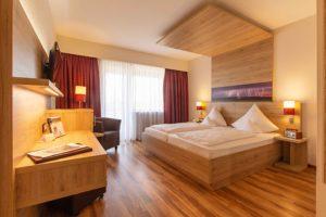 Neues Zimmer im Flair Hotel Zum Benediktiner in Schwarzach