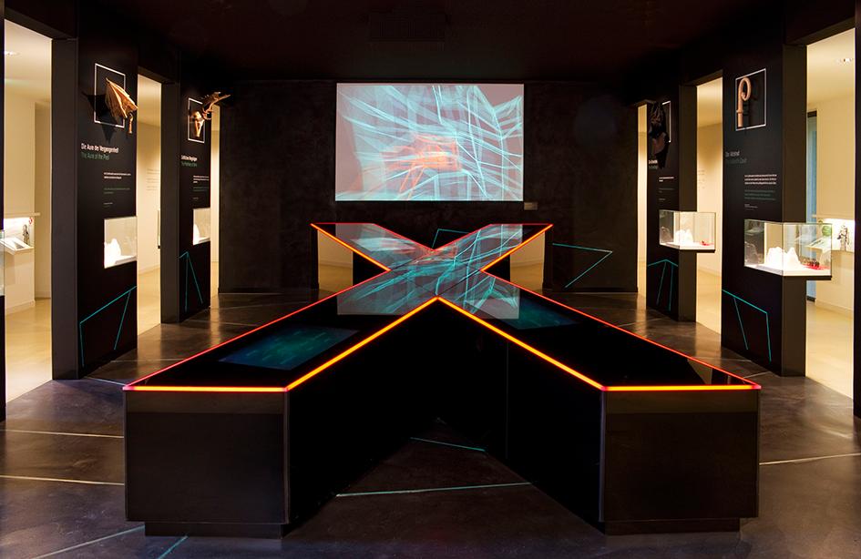 Spannende Ausstellung im Infozentrum Externsteine