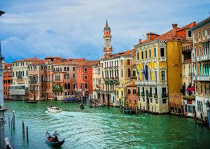 Ansicht von Venedig