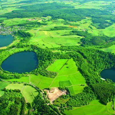 Dauner Maare Natur und Geopark Vulkaneifel