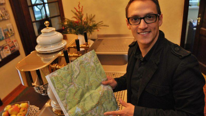 Sascha Schwarze, Geschäftsführer Flair Hotel Waldfrieden