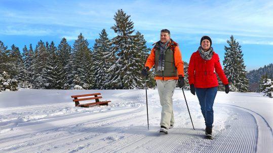Traufgang Schneewalzer Volker Bitzer
