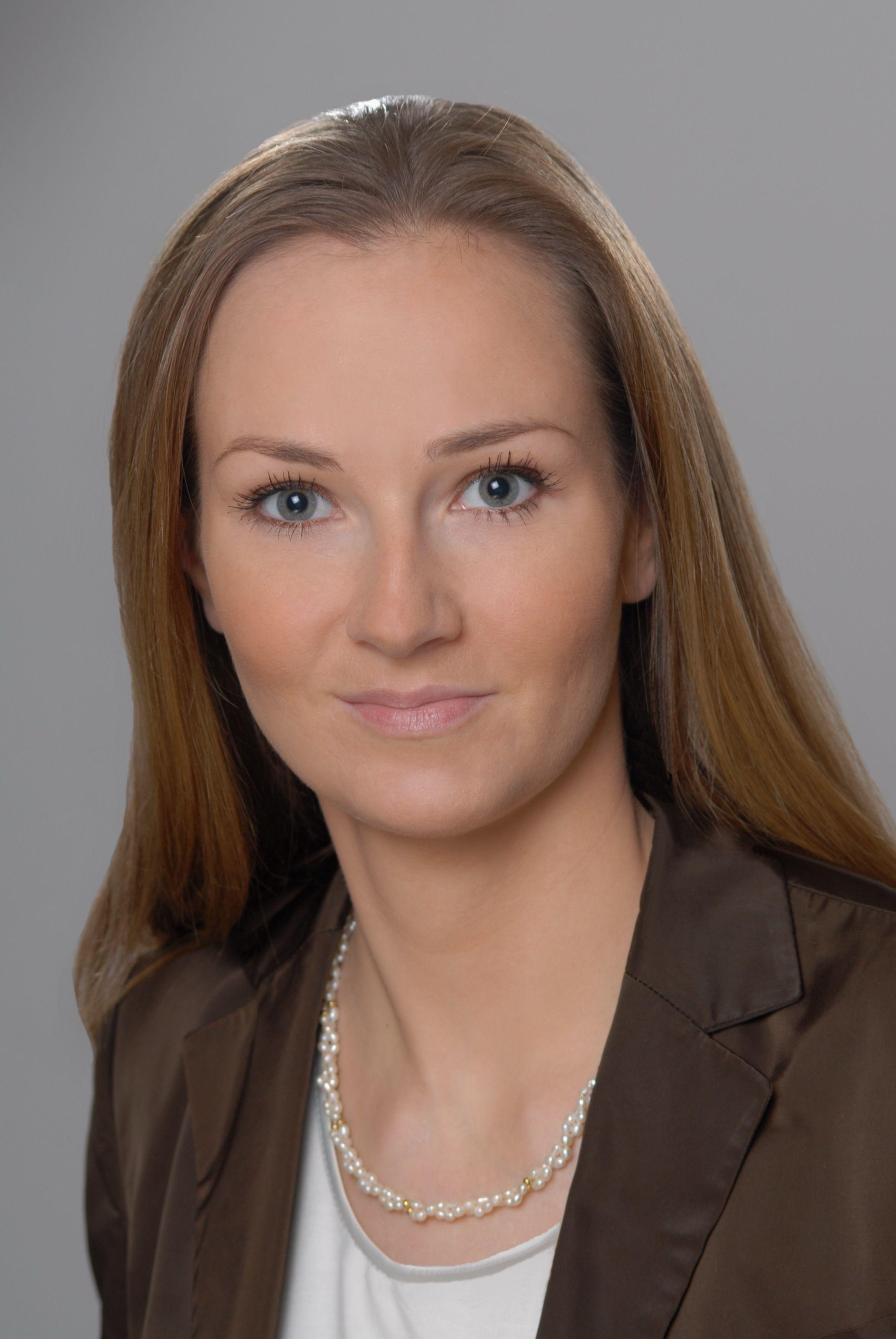Marketing- und Vertriebsleiterin Sophie von Seydlitz