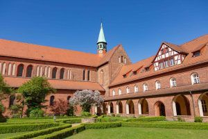 Kloster Lehnin in Brandenburg