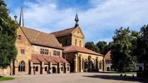 Das Kloster Maulbronn im Nordschwarzwald.