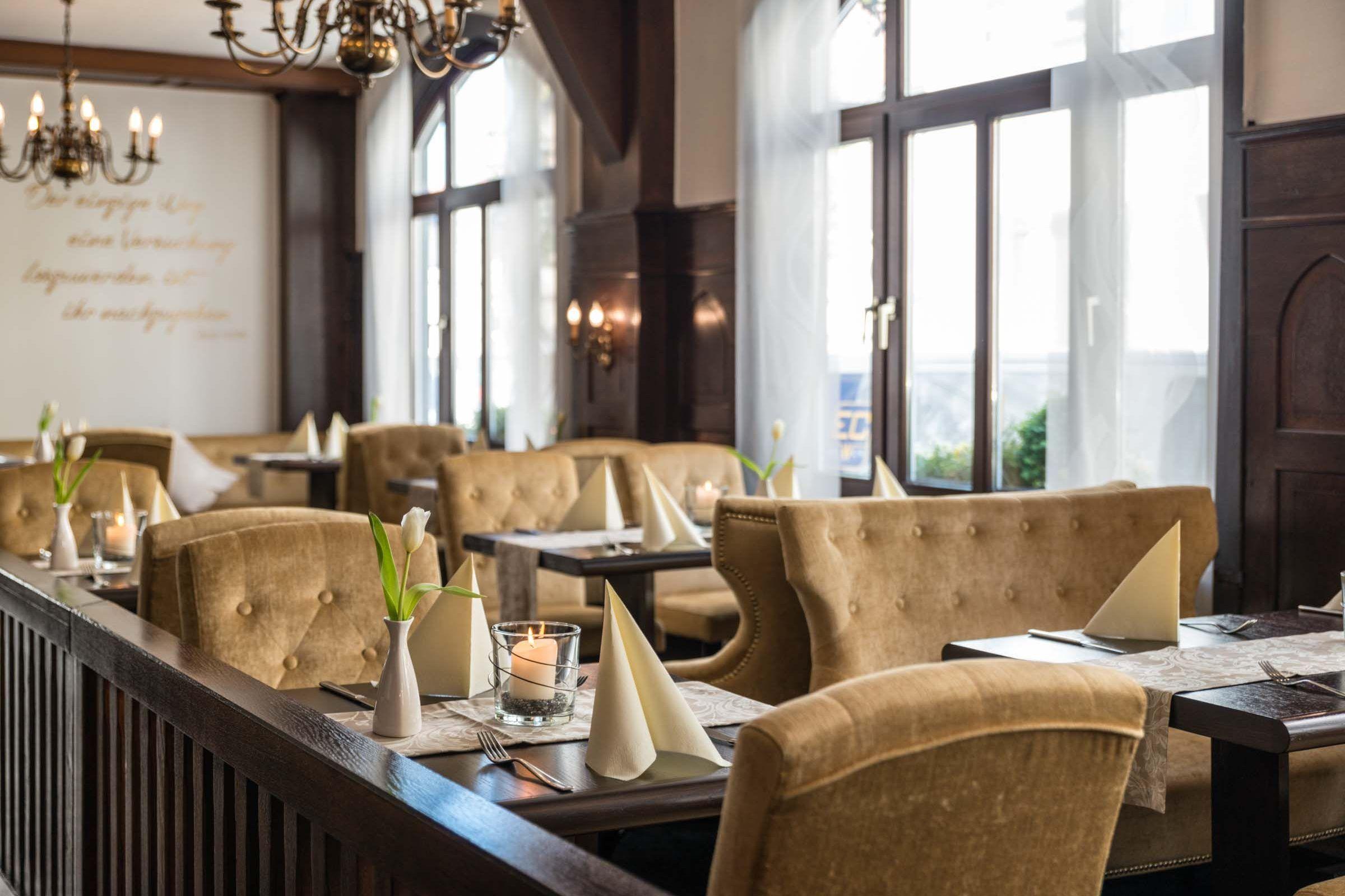 Restaurant Flair Hotel Vier Jahreszeiten