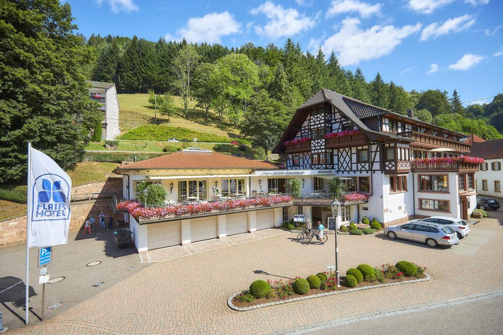 Hotel im Schwarzwald