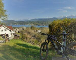 Fahrrad Landschaft
