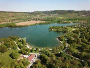 Breitenauer See Schwäbische Toskana