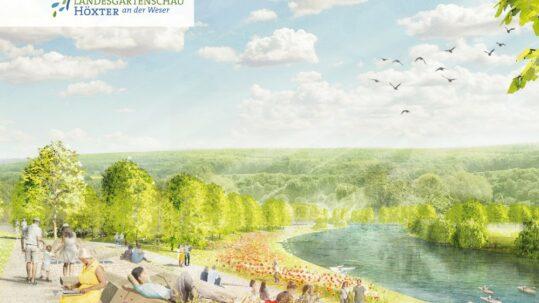 Landesgartenschau 2023 Stadt Höxter